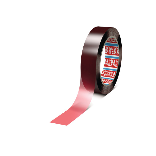 TESA RED LITHO TAPE 50MM