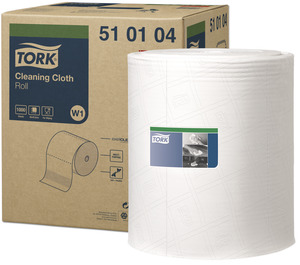 TORK 510 GIANT ROLL WHITE 510104