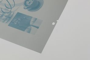 AGFA AZURA TS PLATES .15 505X340