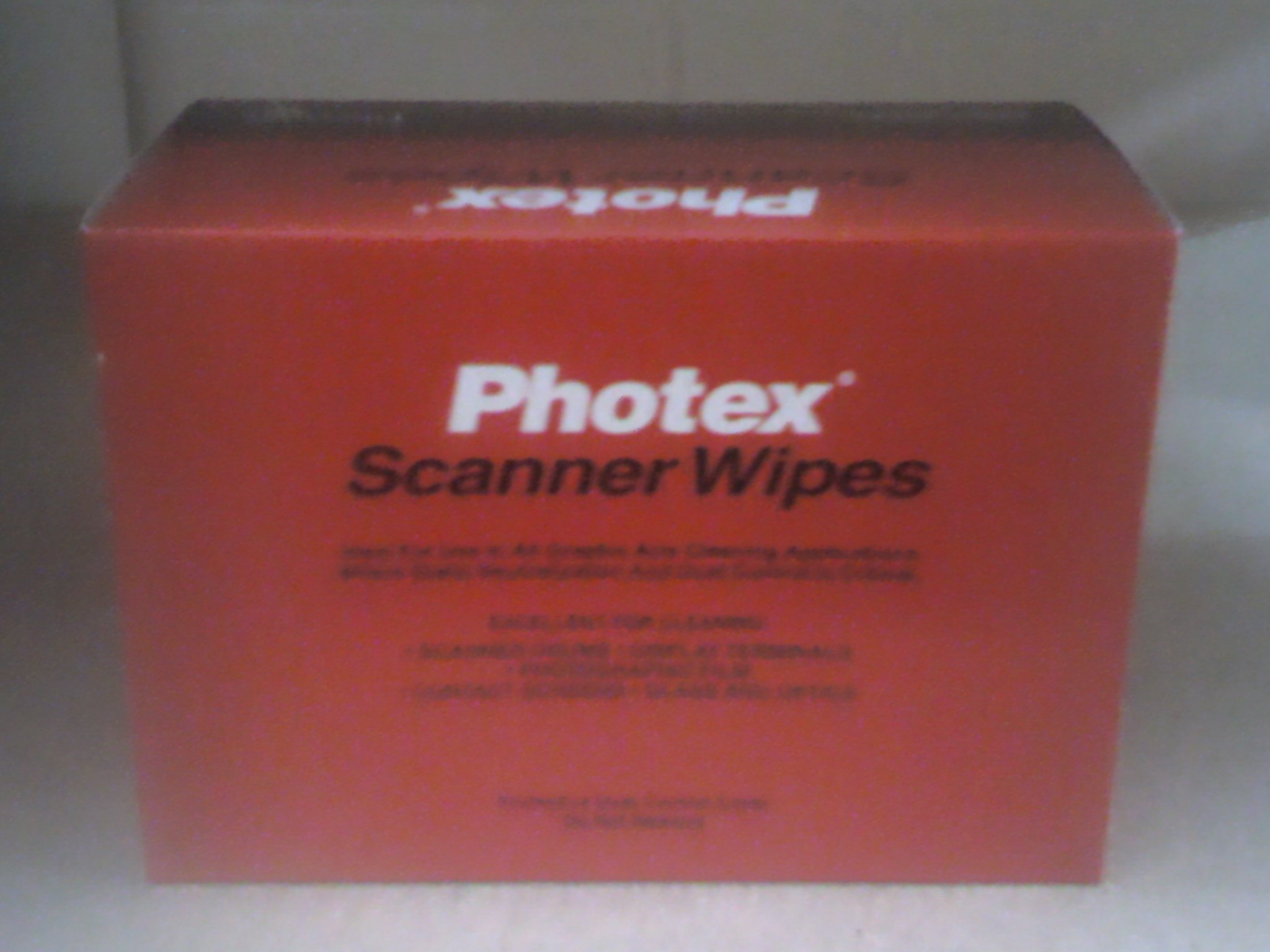 PHOTEX ANTISTATIC WIPES