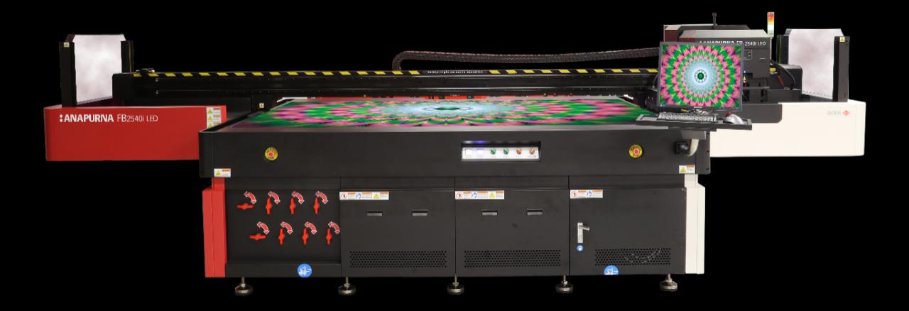 Agfa Anapurna FB2540i LED