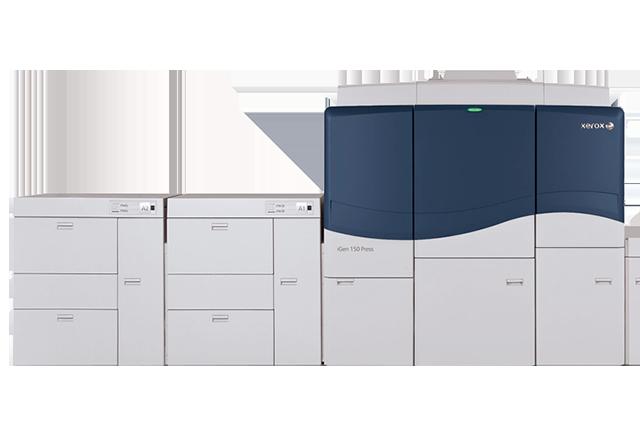 XEROX iGen 150 Press