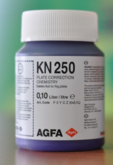 AGFA KN250 CORRECTION PEN 100ML