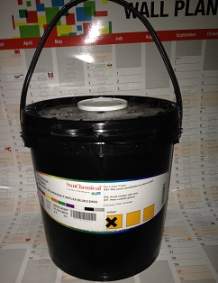 SOLAFLEX PANTONE PURPLE 5KG TUB