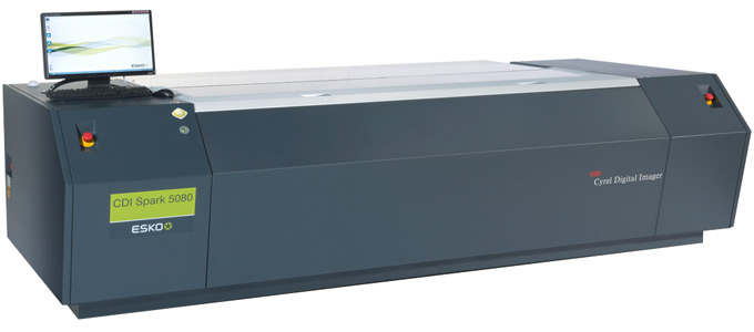 Esko CDI Spark 5080 | Litho Supplies