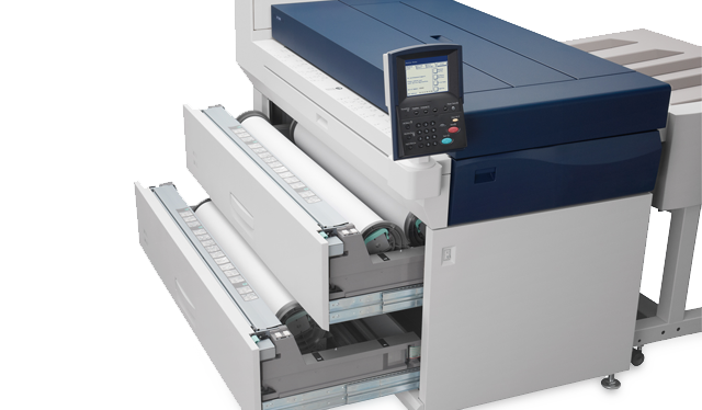 Xerox IJP 2000 Digital Ink Jet Printer